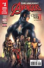 Uncanny Avengers (2015-Present) #15 Variant A
