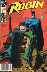 Robin (1991) #1 Variant A: Newsstand Edition