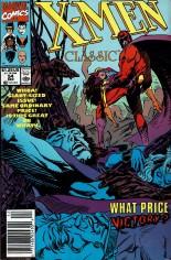 X-Men Classic (1990-1995) #54 Variant A: Newsstand Edition