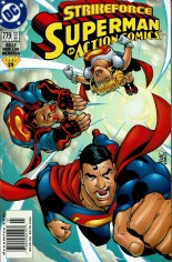 Action Comics (1938-2011, 2016-Present) #779 Variant A: Newsstand Edition