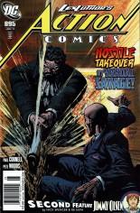 Action Comics (1938-2011, 2016-Present) #895 Variant A: Newsstand Edition