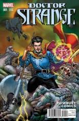 Doctor Strange (2015-2017) #1 Variant O: Newbury Comics Variant