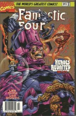 Fantastic Four (1996-1997) #12 Variant A: Newsstand Edition