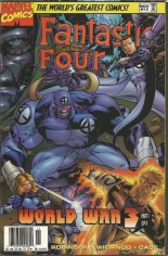 Fantastic Four (1996-1997) #13 Variant A: Newsstand Edition