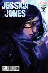 Jessica Jones (2016-Present) #1 Variant I: Fried Pie Variant