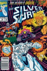 Silver Surfer (1987-1998) #74 Variant A: Newsstand Edition