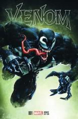 Venom (2017-2018) #1 Variant I: ComicXposure Variant