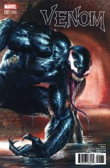 Venom (2017-2018) #1 Variant L: Frankie's Comics/Sad Lemon Comics/Superheroes Exclusive Variant Cover