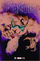 Venom (2017-2018) #1 Variant K: ComicXposure Negative Variant