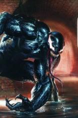 Venom (2017-2018) #1 Variant N: Frankie's Comics/Sad Lemon Comics/Superheroes Exclusive Virgin Variant Cover