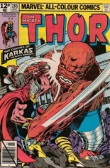 Thor (1966-1996) #285 Variant C: UK Edition