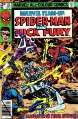 Marvel Team-Up (1972-1985) #83 Variant C: UK Edition