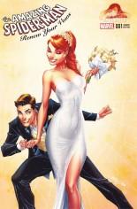 Amazing Spider-Man: Renew Your Vows (2017-2018) #1 Variant I: JSC.com Exclusive Wedding Dress Variant