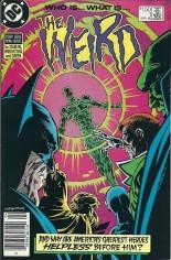 Weird (1988) #1 Variant A: Newsstand Edition