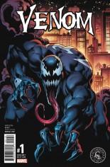 Venom (2017-2018) #1 Variant O: Scorpion Comics Exclusive Variant