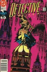 Detective Comics (1937-2011, 2016-Present) #629 Variant A: Newsstand Edition