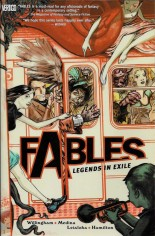 Fables (2002-2015) #TP Vol 1 Variant H: 8th Printing