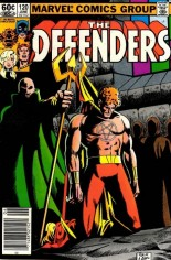 Defenders (1972-1986) #120 Variant A: Newsstand Edition
