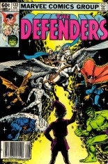 Defenders (1972-1986) #122 Variant A: Newsstand Edition