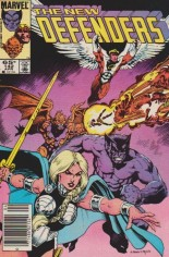 Defenders (1972-1986) #142 Variant A: Newsstand Edition