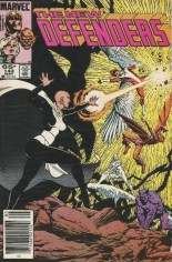 Defenders (1972-1986) #143 Variant A: Newsstand Edition