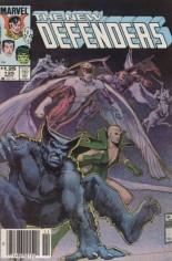 Defenders (1972-1986) #125 Variant C: $1.25 Variant