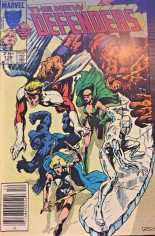 Defenders (1972-1986) #138 Variant C: 75 Cent Variant