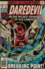 Daredevil (1964-1998) #147 Variant C: UK Edition