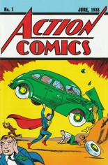 Action Comics (1938-2011, 2016-Present) #1 Variant L: Loot Crate Exclusive