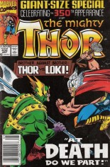 Thor (1966-1996) #432 Variant A: Newsstand Edition