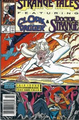 Strange Tales (1987-1988) #12 Variant A: Newsstand Edition