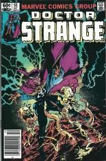 Doctor Strange (1974-1987) #55 Variant A: Newsstand Edition