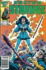 Doctor Strange (1974-1987) #79 Variant A: Newsstand Edition