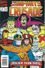 Infinity Crusade (1993) #4 Variant A: Newsstand Edition