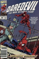 Daredevil (1964-1998) #305 Variant A: Newsstand Edition
