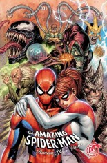 Amazing Spider-Man: Renew Your Vows (2017-2018) #1 Variant L: KRS Comics Exclusive Variant Cover