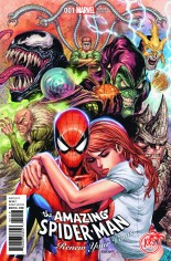 Amazing Spider-Man: Renew Your Vows (2017-2018) #1 Variant N: KRS Exclusive Unmasked Variant