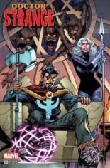 Doctor Strange (2015-2017) #1 Variant P: Mammoth Comics Variant