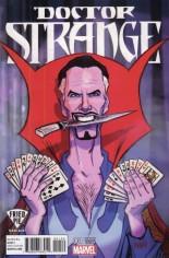 Doctor Strange (2015-2017) #1 Variant Q: Fried Pie Variant