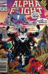 Alpha Flight (1983-1994) #112 Variant A: Newsstand Edition