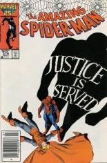 Amazing Spider-Man (1963-1998) #278 Variant C: 95 Cent Variant