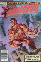 Daredevil (1964-1998) #191 Variant C: 75 Cent Variant