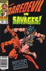 Daredevil (1964-1998) #202 Variant C: 75 Cent Variant