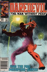 Daredevil (1964-1998) #220 Variant A: Newsstand Edition