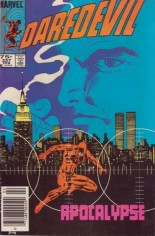 Daredevil (1964-1998) #227 Variant A: Newsstand Edition