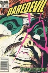 Daredevil (1964-1998) #228 Variant C: 95 Cent Variant