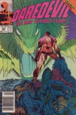 Daredevil (1964-1998) #265 Variant A: Newsstand Edition