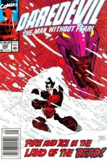 Daredevil (1964-1998) #280 Variant A: Newsstand Edition