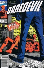 Daredevil (1964-1998) #284 Variant A: Newsstand Edition