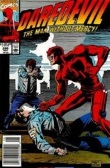 Daredevil (1964-1998) #286 Variant A: Newsstand Edition